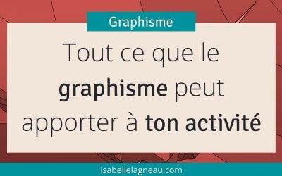 Tout ce que le graphisme peut apporter à ton activité