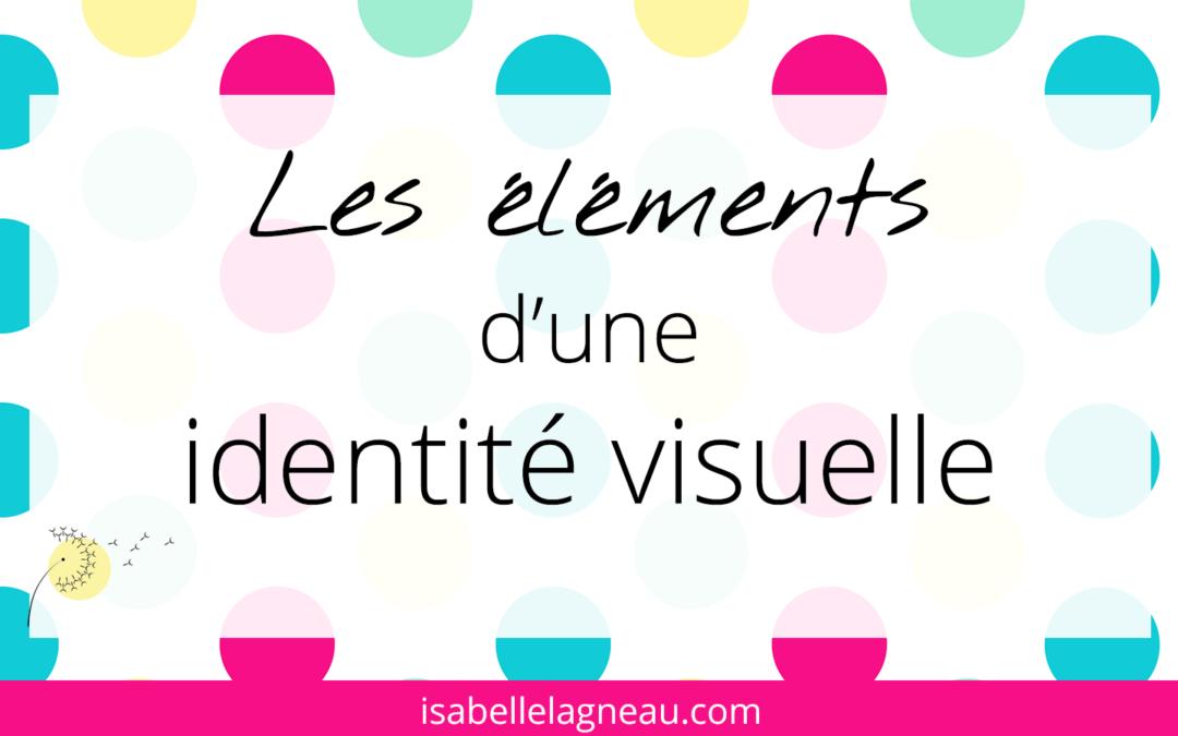 Les éléments d'une identité visuelle