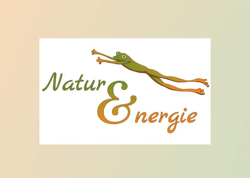 Natur&nergie : Logo, charte graphique et cartes de visite