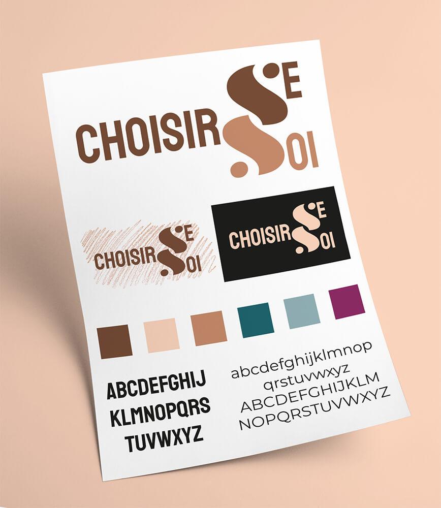 Brandboard de Se Choisir Soi