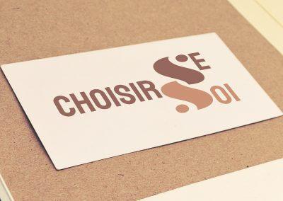 Se Choisir Soi : logo et charte graphique